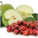 Masaje corporal integral de manzana