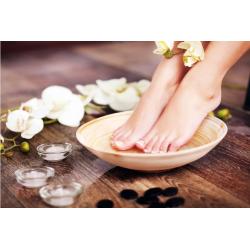 Embellecer pies